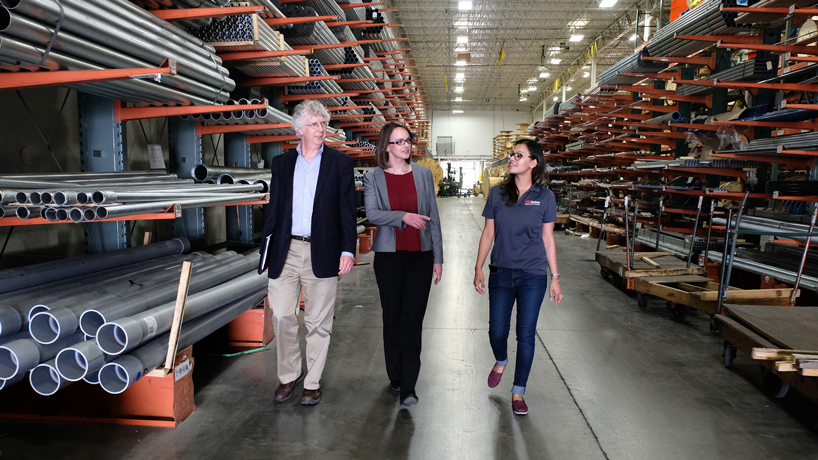 UMSL supply chain ranks in top 15 for quality, affordable master's programs