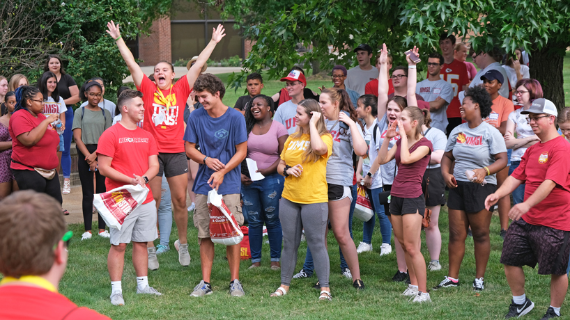 UMSL freshmen set academic records