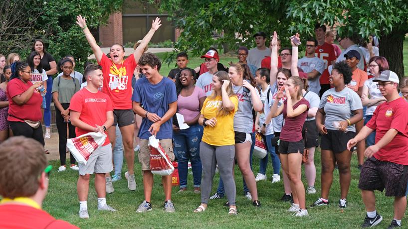 UMSL freshmen set academic records