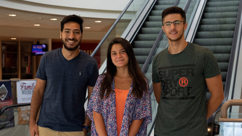 GUST students enjoy their summer abroad at UMSL