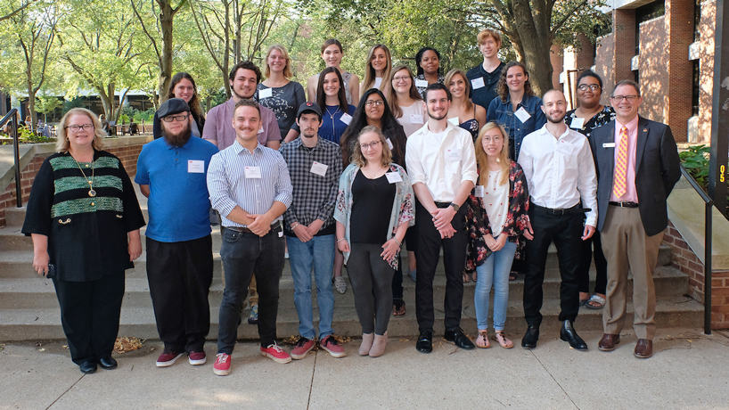 Meehan Scholarship recipients honored at annual breakfast