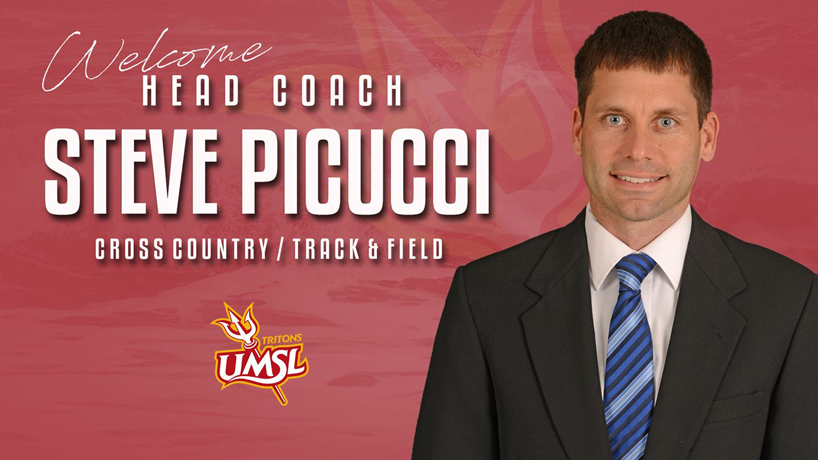 UMSL announces addition of cross country and track and field, names Steve Picucci head coach