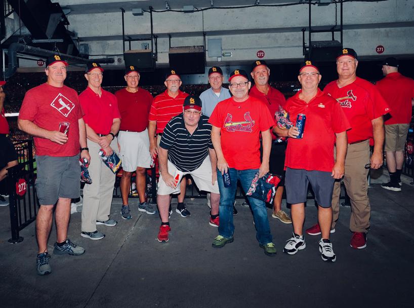 UMSL baseball alumni