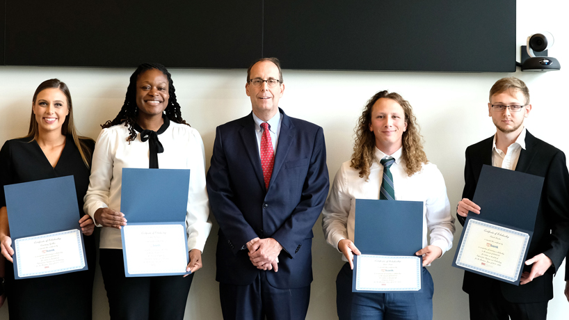 U.S. Bank providing cybersecurity scholarships to four UMSL students