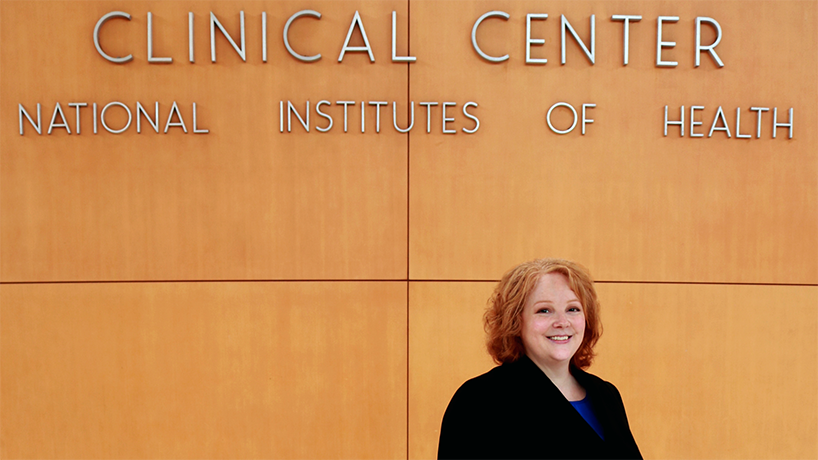 Nursing doctoral student researches diabetes early detection biomarkers with prestigious fellowship