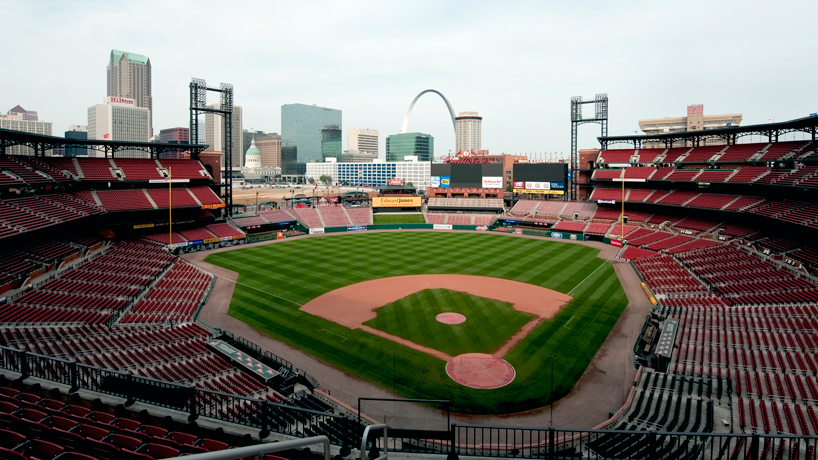 UMSL alumna's new book goes deep into history of Cardinals stadiums