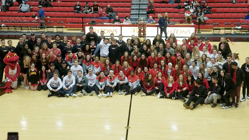 UMSL student-athletes exceed national averages on their way to degrees