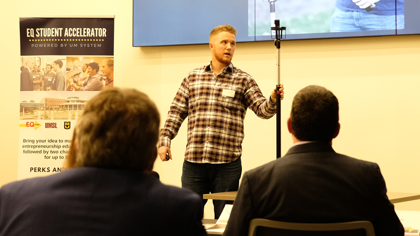 EQ Student Accelerator Pitch Competition highlights student entrepreneurship