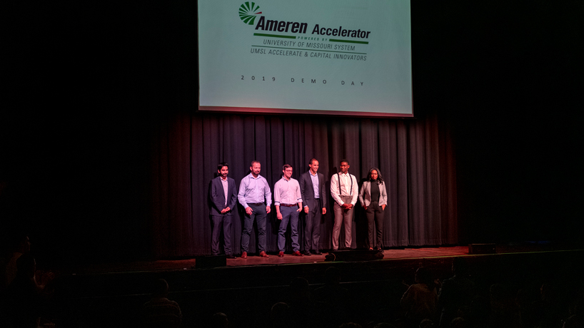 Startups showcase energy innovation at Ameren Accelerator Demo Day