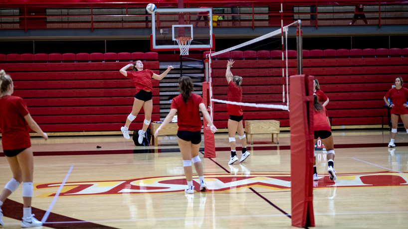 St. Louis Post-Dispatch taking notice of nationally ranked UMSL volleyball team