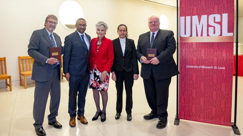 Harris Center honors Missouri Botanical Garden, Saint Louis Zoo for work in Madagascar