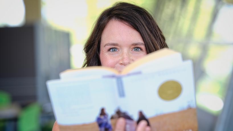 Curators' Distinguished Professor Rebecca Rogers untangles literacy and power