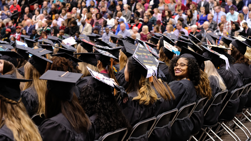 Fall commencement ceremonies set to honor more than 1,400 new graduates