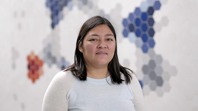 December graduate Karla Ramirez develops passion in communication technology