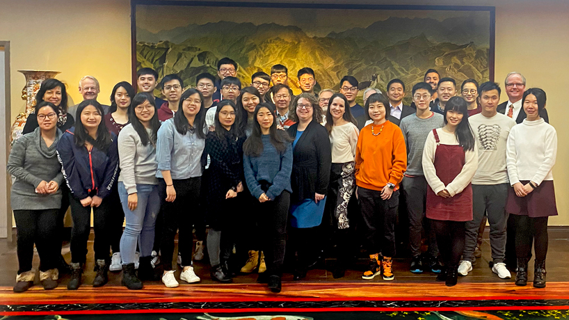 International MBA program with Nanjing University lauded as one of China's leading dual MBA programs