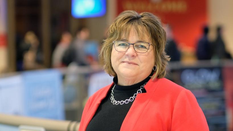 Teresa Balestreri, Career Services director