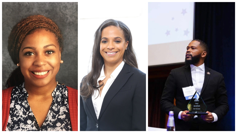 UMSL alumni among 2020 Salute to Young Leaders honorees