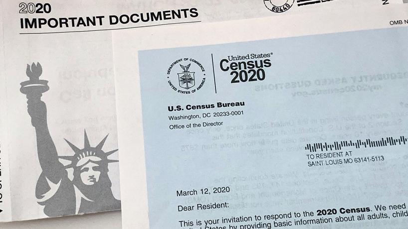 2020 Census documents