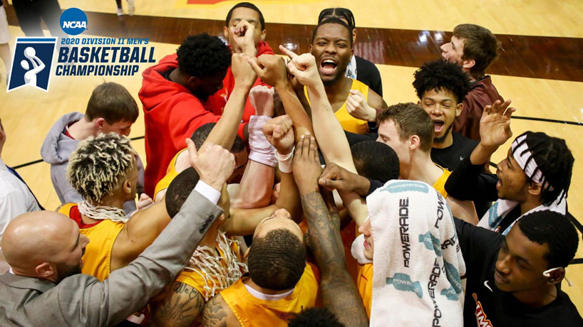 Men's basketball team earns first NCAA Tournament bid since 1988