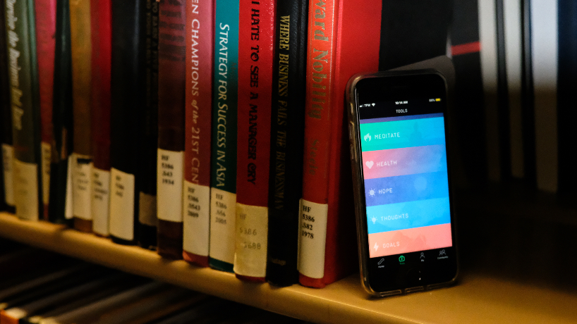 UMSL offers mental health support through Sanvello app