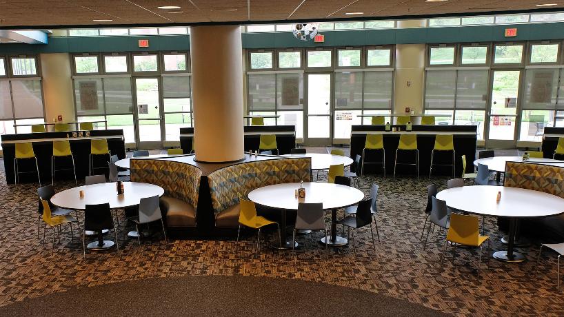 The Nosh at the Millennium Student Center