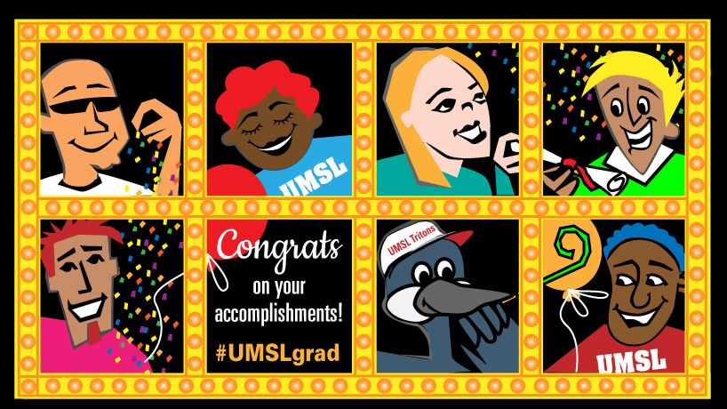 UMSL celebrating the accomplishments of nearly 1,400 spring graduates