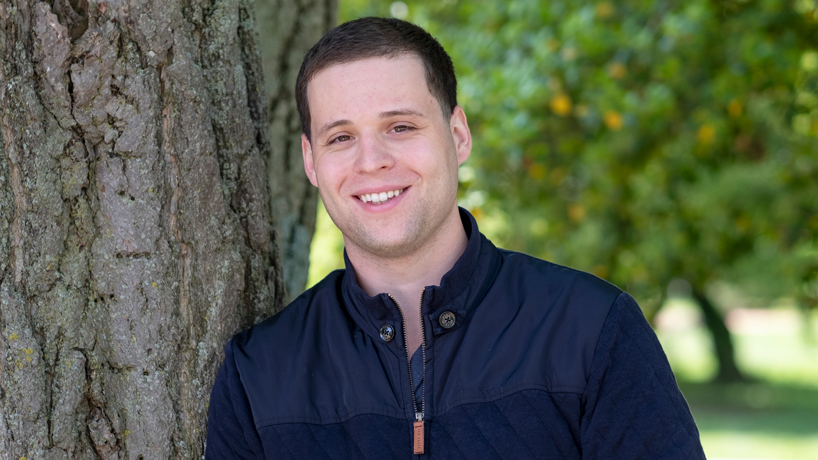 Opportunities at UMSL help communication graduate Drew Dubis discover his career path