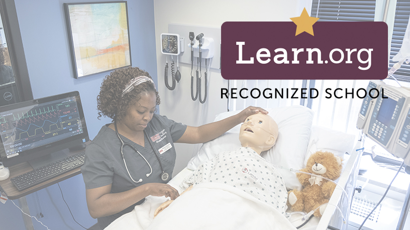 Learn.org recognized the strength of UMSL's DNP program and rated it top 25 in the U.S. (Photo by August Jennewein)