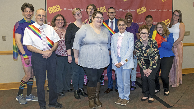 Landmark Supreme Court ruling brings extra joy to UMSL Pride Month