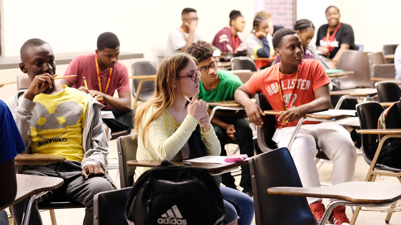 UMSL Bridge Program's Summer Academy providing college preparation in virtual format