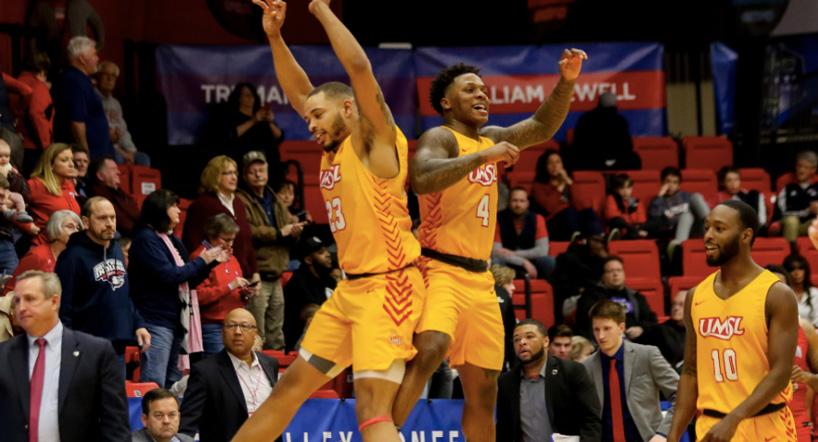 UMSL men's basketball
