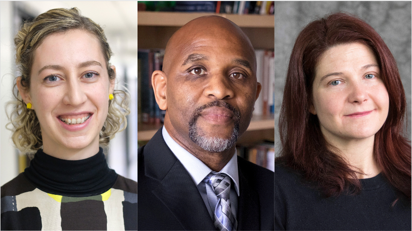 Jill Delston, Jerome Morris and Lee Slocum named Presidential Engagement Fellows