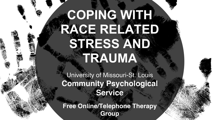 Coping with Race-related Stress and Trauma group therapy