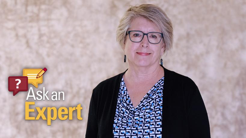 Ask an Expert: Shirley Porterfield