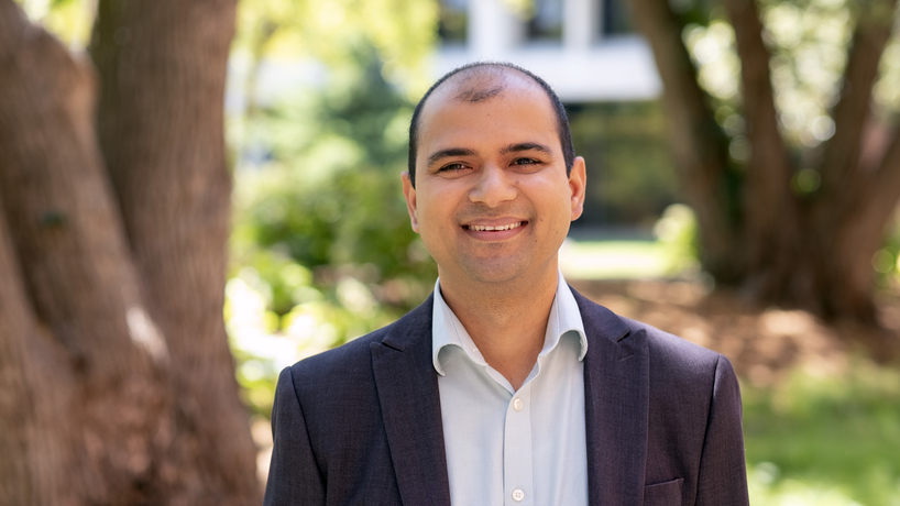 Badri Adhikari receives NSF grant for research on protein distance prediction