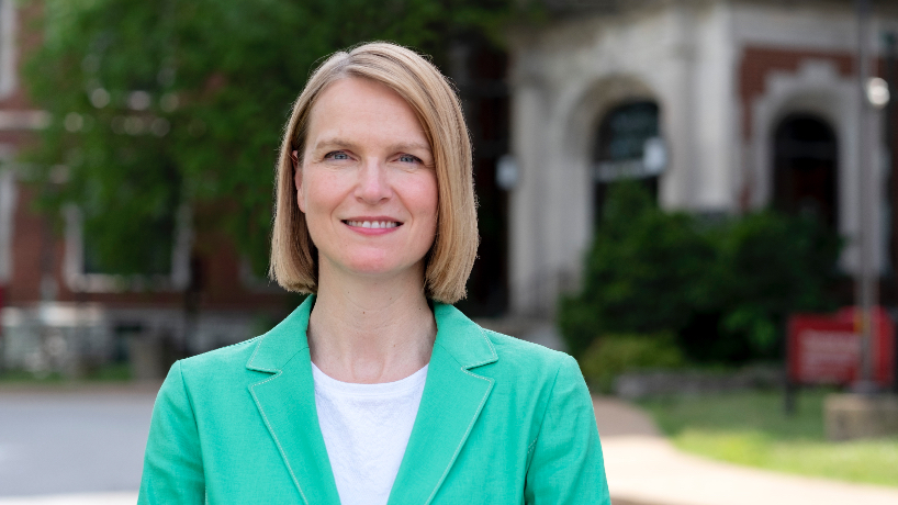Kim Baldus, Honors College associate dean
