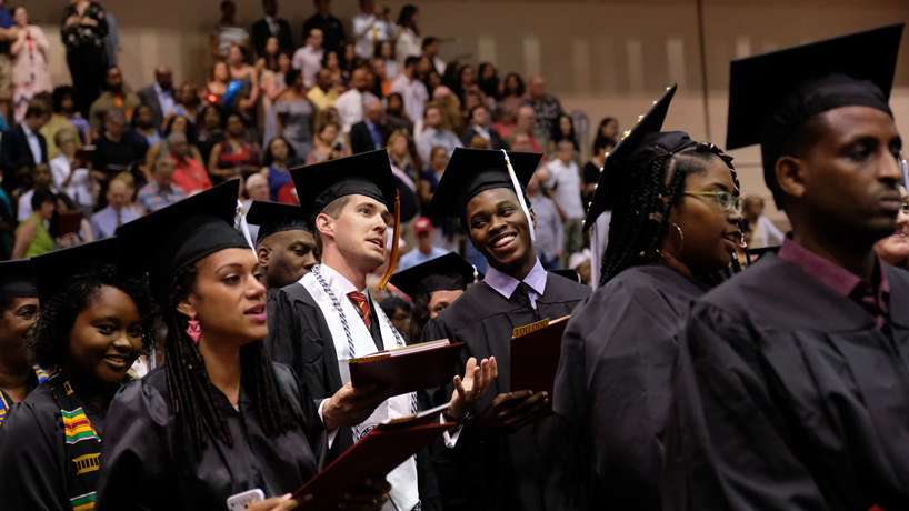 Times Higher Education ranks UMSL No. 52 in the world on its list of 'Best Universities for Reducing Inequalities'