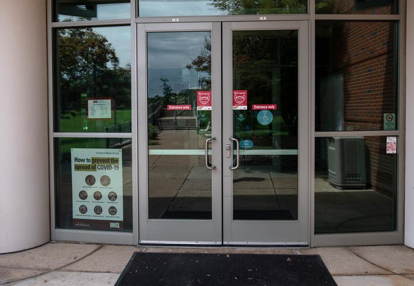 MSC entrance