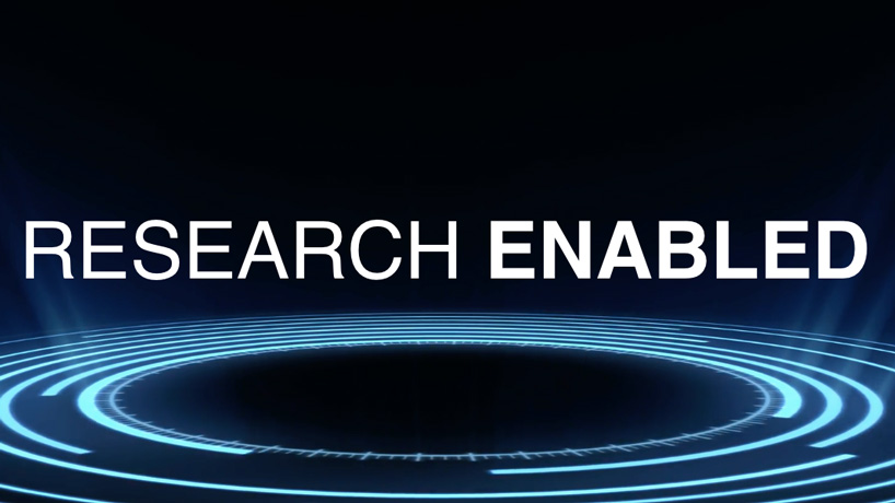 Research Enabled helping connect university researchers with industry to find solutions to business problems
