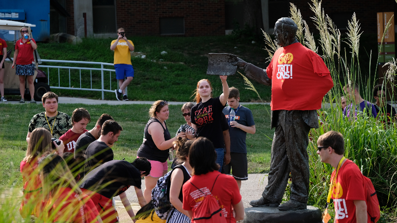 Fall semester kicks off with Triton Take-Off, Weeks of Welcome events