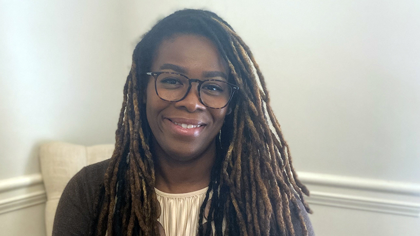 Research from nursing student Danielle Njeri helps DOORWAYS land $1.4 million grant