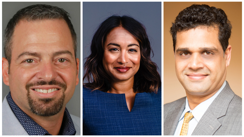 St. Louis Business Journal recognizes 2 alumni and adjunct instructor among the 2020 Diverse Business Leaders class