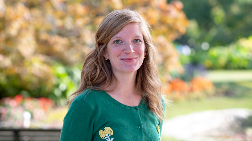 MSW alumna Anna Hall helps international populations connect to their new home