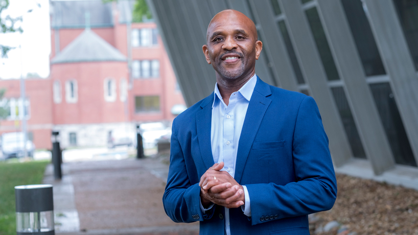 Jerome Morris wins prestigious $1 million Lyle M. Spencer Research Award to Transform Education