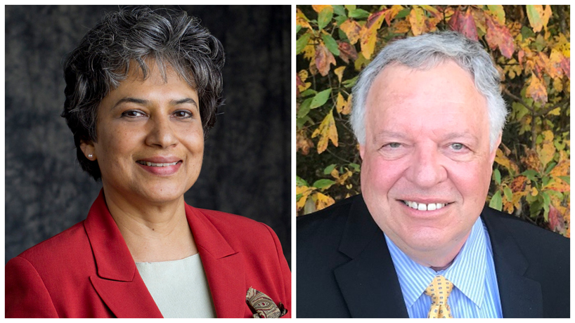 Professors Uma Segal and R. Rocco Cottone appointed as Curators' Distinguished Professors