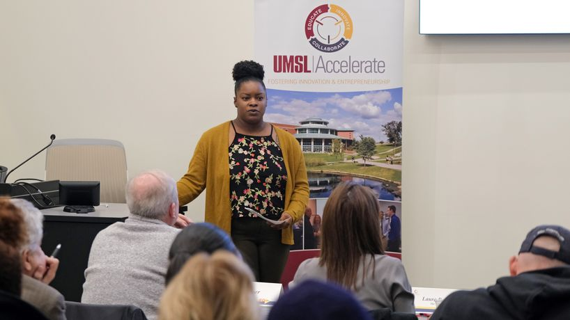 UMSL Diversity, Equity and Inclusion Accelerator provides capital, mentorship to underrepresented entrepreneurs