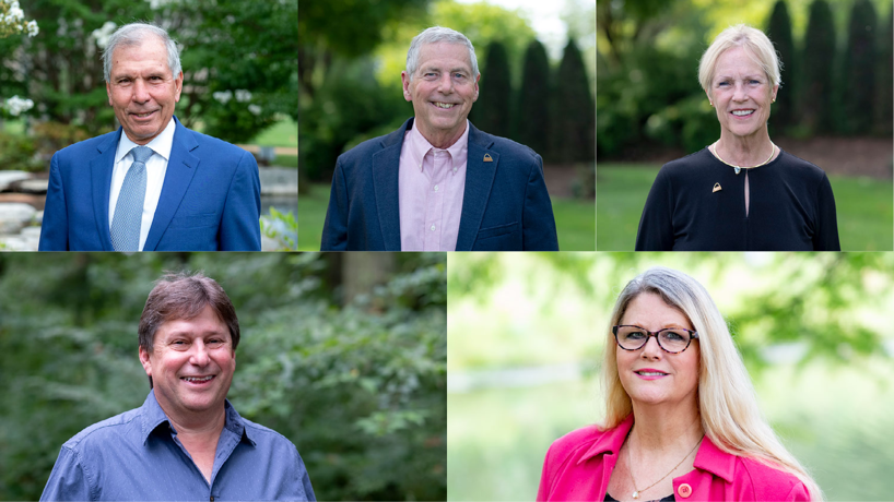 UMSL recognizes five distinguished alumni at virtual Founders Celebration