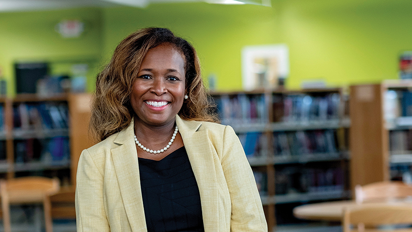 Sharonica Hardin-Bartley works to close opportunity gaps at University City schools