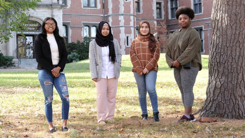Opportunity Scholars Program provides honors freshmen a path to achieving their goals