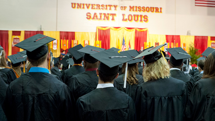 UMSL set to honor more than 2,700 students in virtual commencement ceremonies on Dec. 19